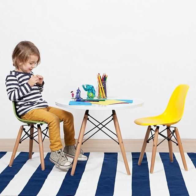 43 off on emma kids eames replica chair