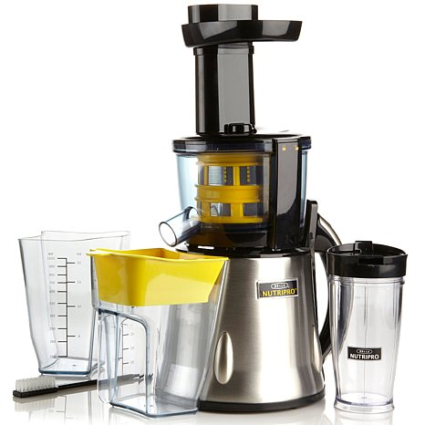 Zweissen Cold Press Juicer : 52% off on Bella NutriPro Cold Press Juicer OneDayOnly.co.za