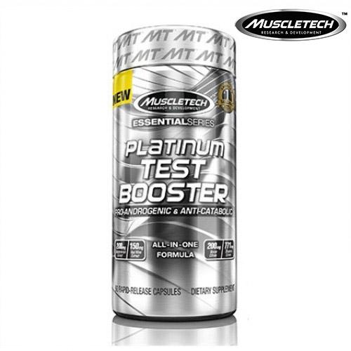 Platinum 100% Test Booster (Short Dated)
