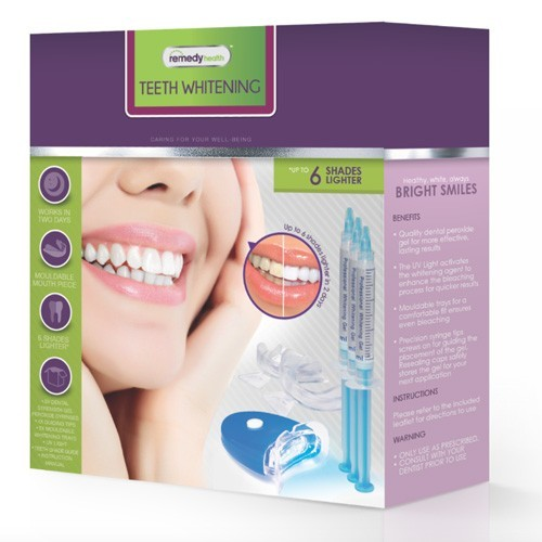 Professional Teeth Whitening Home Kit