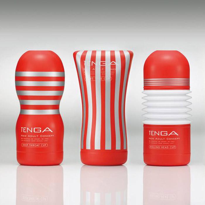 how to use tenga cup