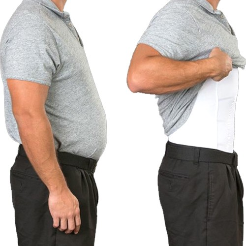 Men's Slimming Undershirts