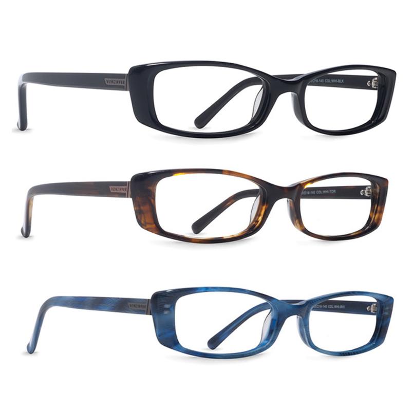 White Lies Optical Frame Glasses