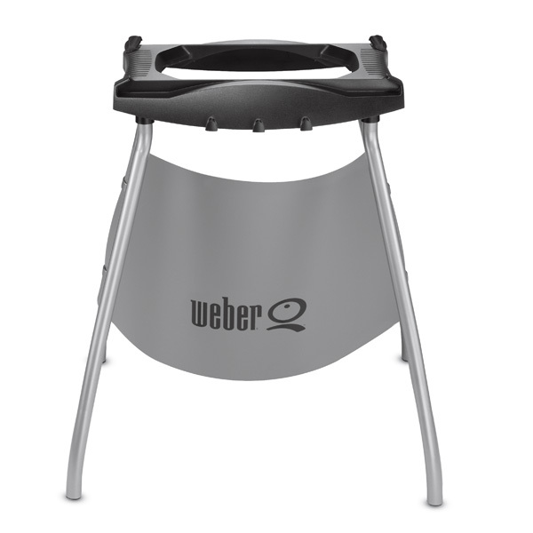 43 off on weber q1400 portable electric grill with stand. Black Bedroom Furniture Sets. Home Design Ideas