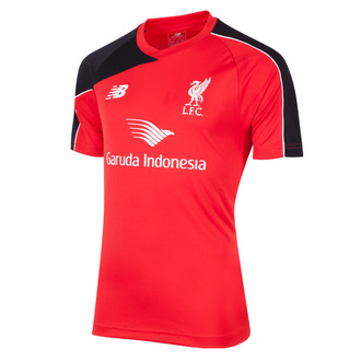 Official Men's New Balance Liverpool Home Football Jersey